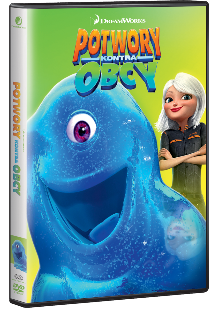Potwory kontra Obcy DVDMonsters vs. Aliens - Filmostrada